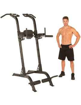 Fitness Reality X Class High Capacity Multi Function Power Tower by Fitness Reality