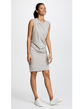 Sleeveless Draped Nomad Dress by James Perse