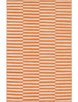 Unique Loom Tribeca Collection Gray 5 X 8 Area Rug (5' X 8') by Unique Loom
