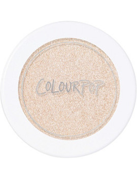 Color:Flexitarian (Intense White Champagne With Pearlized Finish) by Colour Pop