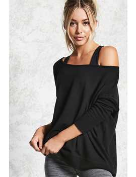 Active Oversized Top by F21 Contemporary