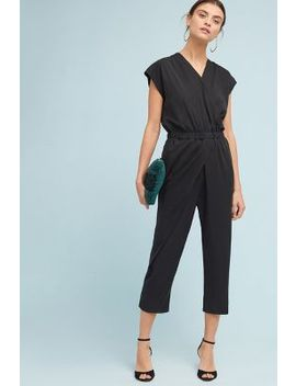 Petite Crossover Jumpsuit by Amadi