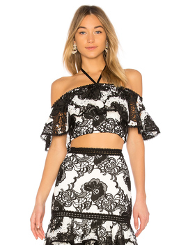 X Revolve Lidia Crop Top by Alexis