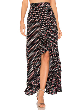 Monica Maxi Skirt by Flynn Skye