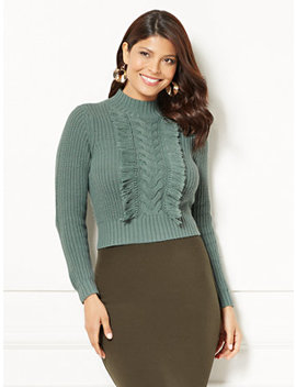 Eva Mendes Collection   Kalina Sweater by New York & Company