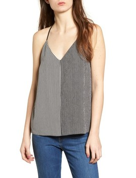 Mix Stripe Camisole by Socialite