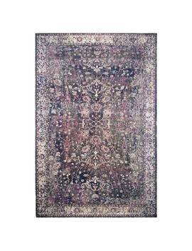 Hermes Collection Purple Oriental Rug, 8 Ft. X 11 Ft. by La Rug