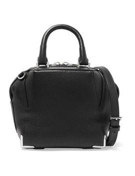 Mini Emile Paneled Leather Shoulder Bag by Alexander Wang