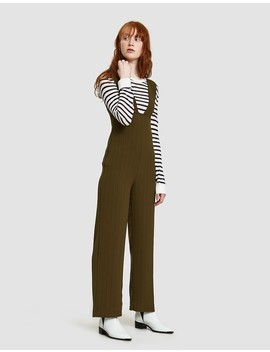 Clark Jumpsuit In Army by Need Supply Co.