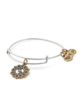 Zodiac Crystal Scorpio Charm Bangle Bracelet by Alex And Ani