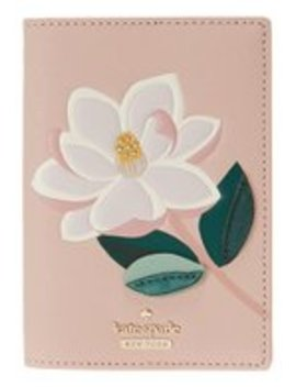 Swamped Magnolia Scene Passport   Reisepassetui   Multi by Kate Spade New York