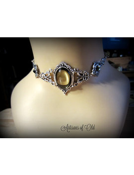 Black Diamond Victorian Choker, Wedding Jewelry, Black Diamond Circlet by Etsy