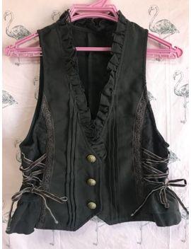 ❤️axes Femme❤️ Vest Waistcoat Kawaii Japan Cute Tokyo Shibuya Lolita by Axes Femme