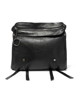 Textured Leather Tote by Jimmy Choo