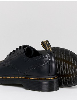 Dr Martens Joyce Flat Lace Up Shoes With Leopard Heart by Dr Martens