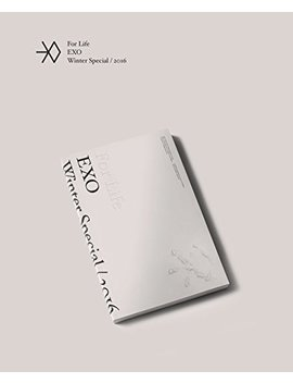 Exo   For Life 2016 Winter Special Cd+Photocard+Postcard+Folded Poster+Extra Photocard Set by Sm Entertainment