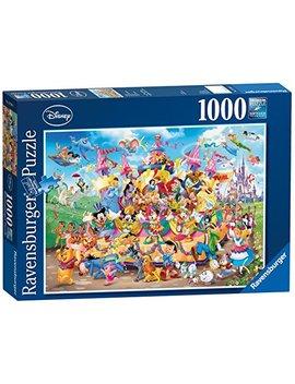 Ravensburger Disney Carnival Multicha, 1000pc Jigsaw Puzzle by Ravensburger
