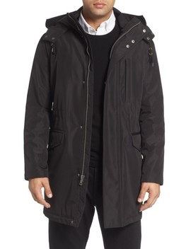 Insulated Water Resistant Car Coat by Cole Haan