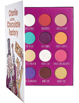Online Only Storybook Cosmetics X Charlie And The Chocolate Factory Storybook Palette by Storybook Cosmetics