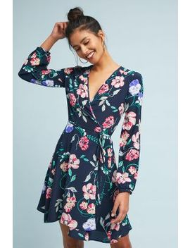 Yumi Kim Renata Silk Wrap Dress by Yumi Kim