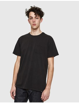 T Shirt In Faded Black by Need Supply Co.