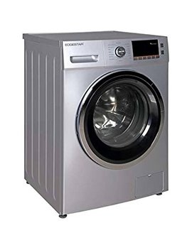 Edge Star 2.0 Cu. Ft. All In One Ventless Washer And Dryer Combo   Silver by Edge Star
