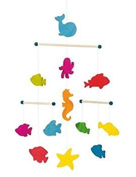 Goki Mobile Sea Animals Baby Toy by Goki