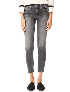 Nico Mid Rise Ankle Super Skinny Jeans by Hudson