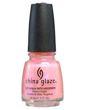 China Glaze Nail Polish Afterglow 0.5 Fl Ounce by China Glaze