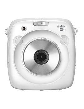 Fujifilm Instax Square Sq10 Hybrid Instant Camera   White by Fujifilm