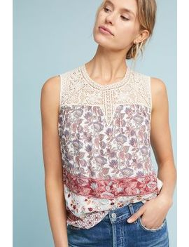 Laced Eleanor Blouse by Maeve