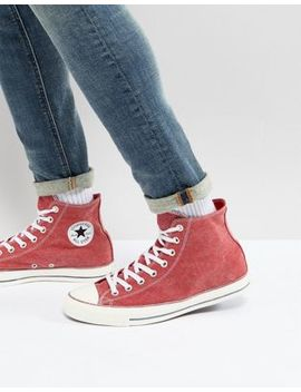 Converse – Chuck Taylor All Star – Knöchelturnschuhe In Rot, 159538 C by Converse