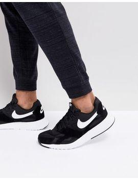 Nike – Pantheos – Schwarze Sneaker 916776 001 by Nike