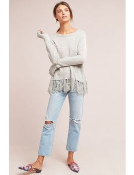 Grayson Fringed Pullover by Bb Dakota