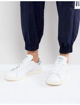 Adidas Originals – Stan Smith – Weiße Sneaker, Bz0470 by Adidas Originals