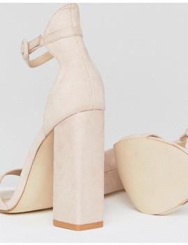 Raid Elmira Block Heeled Sandals by Raid