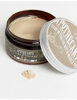 Apothecary 87 Vanilla & Mango Clay Pomade 100ml by Apothecary 87