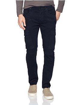 Hudson Jeans Men's Greyson Slim Fit Cargo Biker Pant by Hudson Jeans