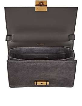 Bellechasse Medium Leather Shoulder Bag by Saint Laurent