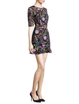 Celia C Mini Dress by Saloni
