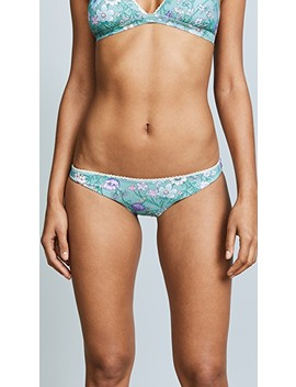 Flower Child Cheeky Bikini Bottoms by Spell And The Gypsy Collective