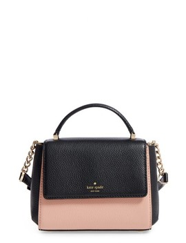 Young Lane   Shirley Leather Satchel by Kate Spade New York