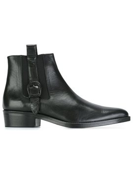 Buckled Chelsea Ankle Boots by Toga Virilis
