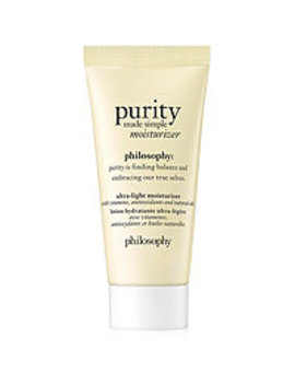 Travel Size Purity Made Simple Moisturizer by Philosophy