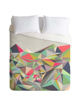 Mareike Boehmer Graphic X Duvet Cover Set   Deny Designs® by Deny Designs