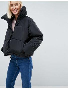 Brave Soul Ramblin Oversize Padded Jacket by Coat