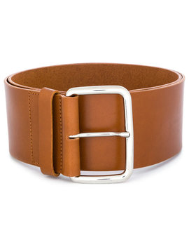 Square Buckle Belt by Marni