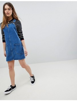 New Look Petite Pinafore Dress by New Look Petite