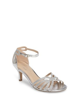 Melby Ankle Strap Sandal by Pink Paradox London