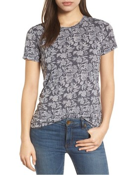 Print Tee by Lucky Brand